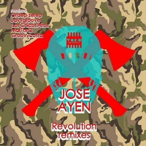 José Ayen - Revolution (Ordep Zerep Remix)