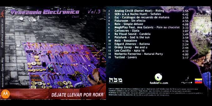 Venezuela Electrónica vol. 3