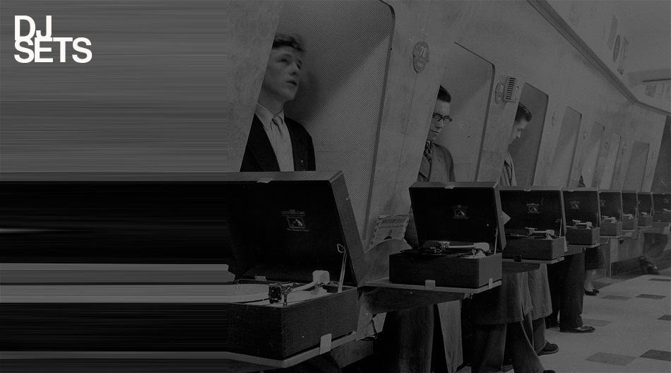 Dj sets actualizados en la sección de música de Federicoblank.com