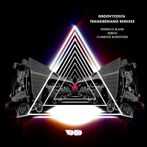Groovycosta - Transiberiano Remixes