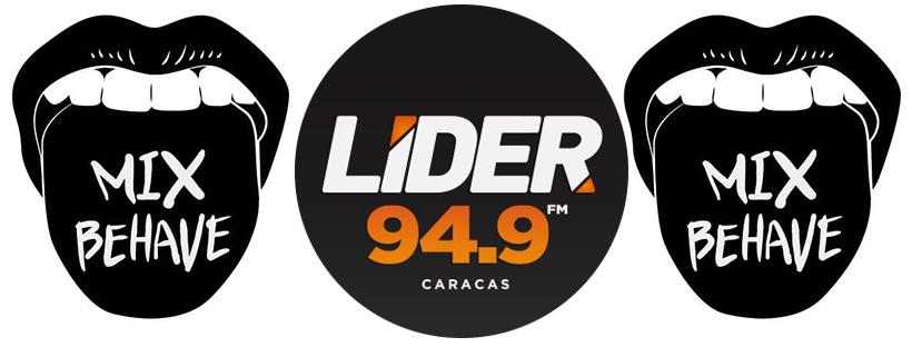 Mixbehave por Lider 94.9 FM