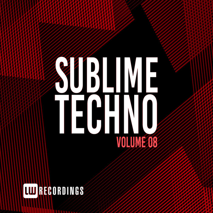 Federico Blank - Sublime Techno, Vol. 08